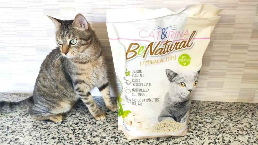 Lettiera benatural cat&rina recensione